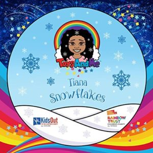 Tiana's Christmas Single will Support KidsOut - KidsOut