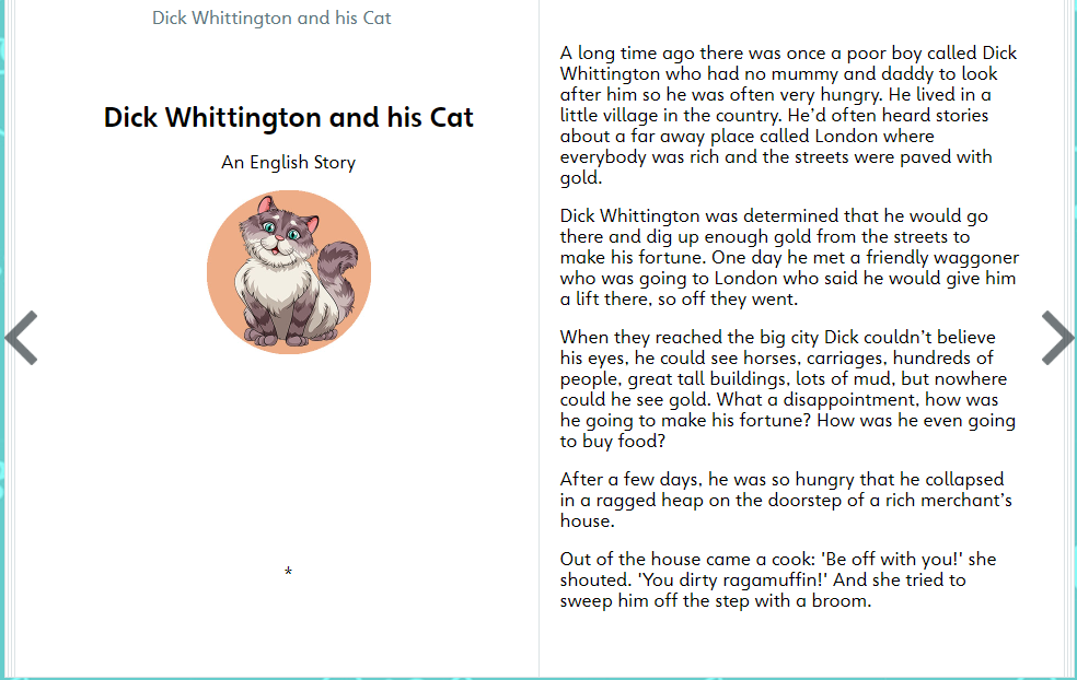World Stories Wednesday: Dick Whittington and his Cat - KidsOut