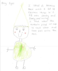 elf draw